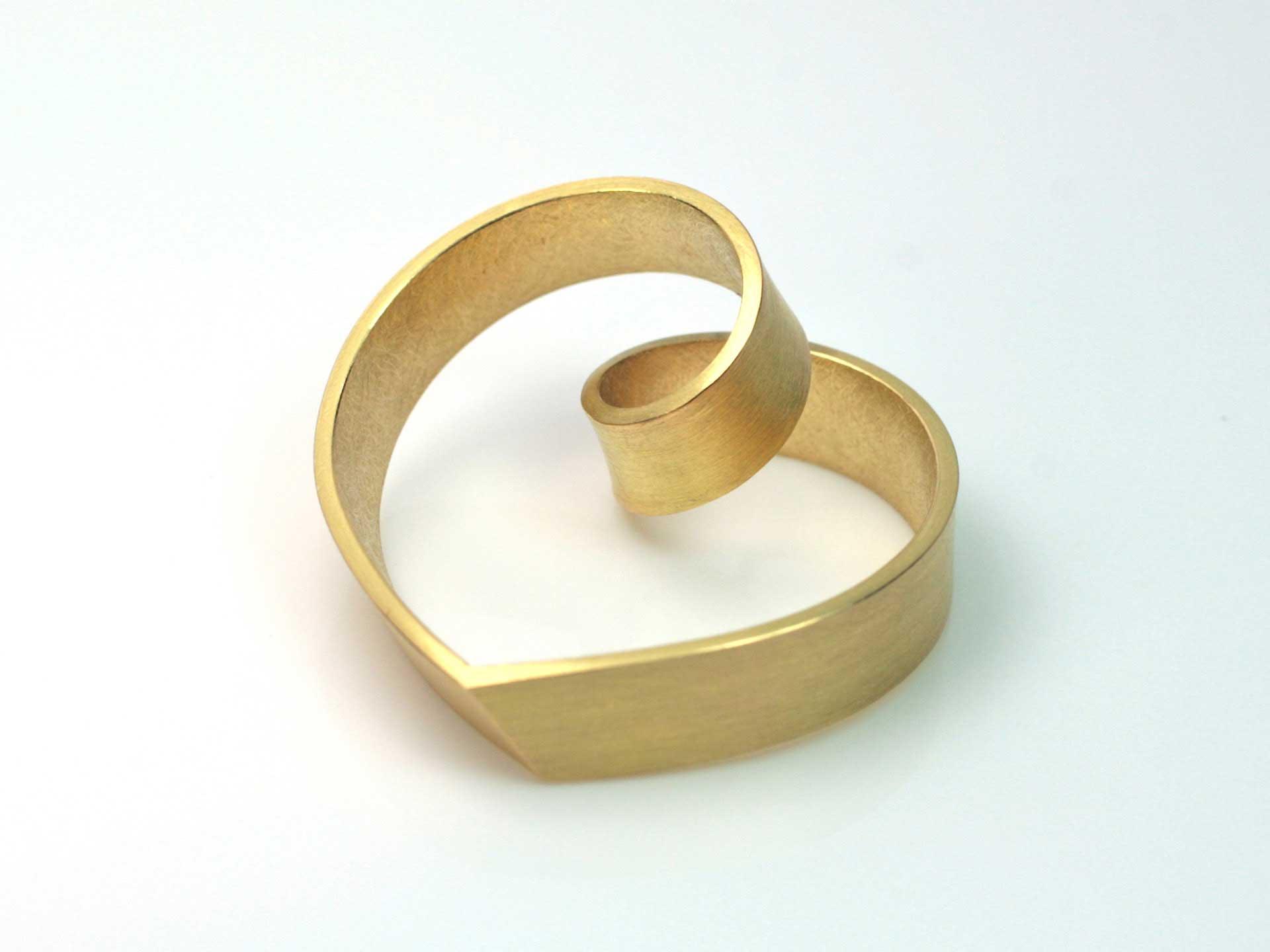 Band der Liebe Gold